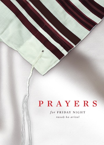 Lifestyle Books<br>Prayers for Friday Night OUT OF PRINT